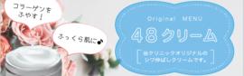 48クリーム(シワクリーム)