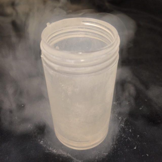 液体窒素による冷凍凝固術